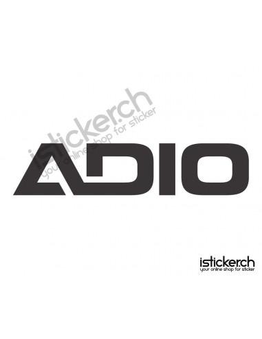 Mode Brands Adio Logo 2