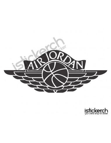 Mode Brands Air Jordan Logo 2