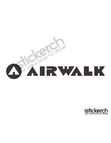 Mode Brands Airwalk Logo