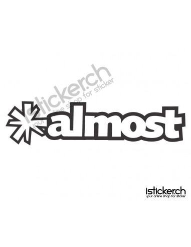 Almost Logo
