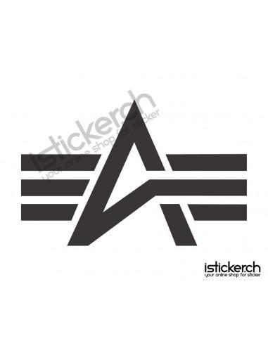 Mode Brands Alpha Industries Logo