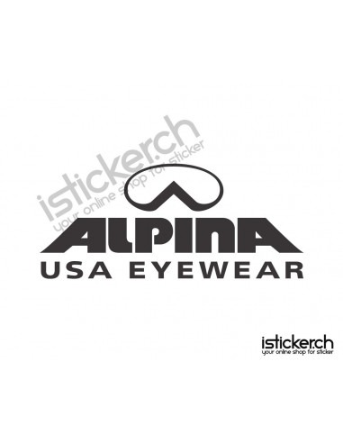 Mode Brands Alpina Logo