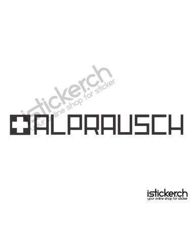 Alprausch Logo