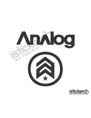 Mode Brands Analog Logo