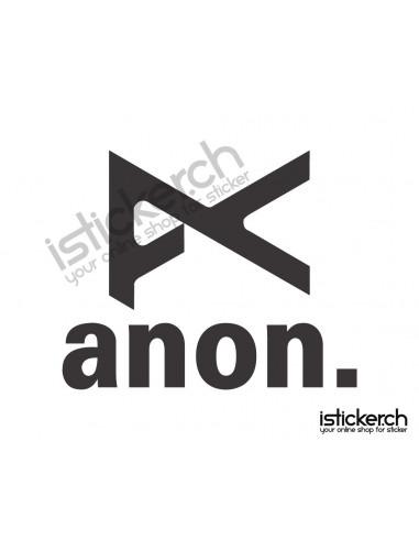 Mode Brands Anon Logo