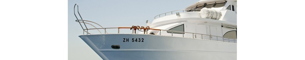 Bootsnummern